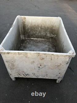 12 X Plastic Pallet Box Storage Bins, Dolav, Saeplast, Shoeller Alibert, Magnum