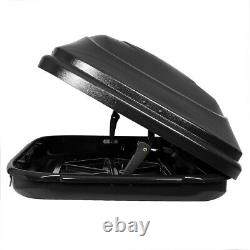 53L CAR VAN SUV ROOF TOP CARGO STORAGE BOX CASE LUGGAGE CARRIER With LOCK & KEY