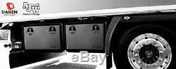 DAKEN WELVET 1250/524/500 Tool Box Truck Storage Box Lorry Tool Case Side Locker