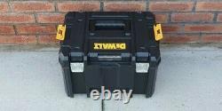 DeWalt DWST1-81049 XL TStak Mobile Storage Tower + Additional Box Tool Storage