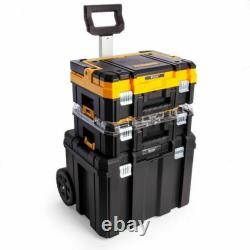 Dewalt DWST1-81049 TStak Tower Rolling Mobile Tool Storage Boxes pick up only