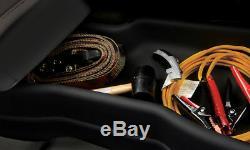 Husky Under Seat Storage Box 2014-2018 Chevy Silverado 1500 Crew Cab GMC Sierra