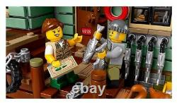 Ideas Old Fishing Store Compatible Lego 21310 Brand New Set Fast Shipping