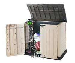 Keter Store It Out Arc Plastic Garden Storage Box 1200L FREE DELIVERY