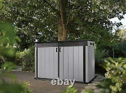 Keter Store It Out GRANDE Garden Lockable Storage Box 191 x 133cm XXXL SIZE