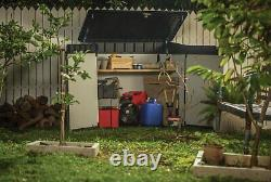 Keter Store It Out Premier XL Grey Storage Shed 1150L