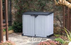 Keter Store it Out Nova Patio Storage Box Outdoor Garden Furniture 880L