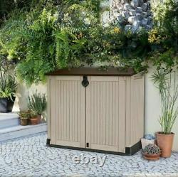 Keter XL Store It Out Midi Garden Storage Box, Keter Store Out Max Also Availabl