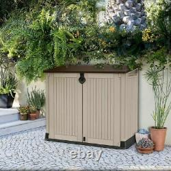 Keter XL Store It Out Midi Garden Storage Shed Box Keter Store Out New Outdoor