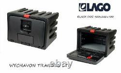 LAGO Tool Box 400X350X400 Lorry Side Locker Truck Storage Box Recovery