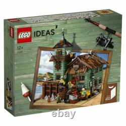 LEGO Ideas Old Fishing Store (21310) 2049 Pieces