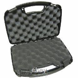 MTM Hard Plastic Air pistol Pistol Case Storage / Transport Box ref 807