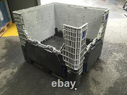 Magnum Classic Plastic Storage Folding Pallet Box Container Flc K975 Grade A