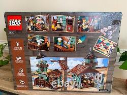 NEW Lego 21310 Ideas Old Fishing Store Sealed Unopened