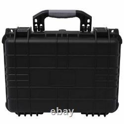 Protective Equipment Hard Carry Case Waterproof Dustproof Plastic Storage Box