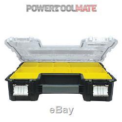 Stanley 197518 Fatmax deep professional organiser, tool/screw storage case/box