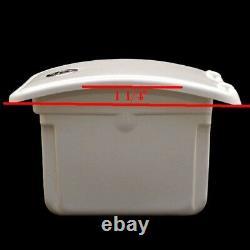 Tracker Boat Hatch Tackle Storage Box 45504929 SSi 135678 Plastic