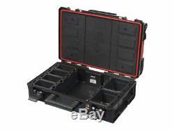 Trend MS/P/SET3C Modular Storage Pro Cart Set 3pc Tool Box System Site Tough